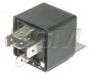 YT501746202 RELAY - 24 VOLT  FIVE PRONGS thumbnail image