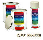 TN16411 PAINT - OFF WHITE AEROSOL thumbnail image