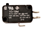 CR118901 SWITCH - MICROSWITCH HORN thumbnail image