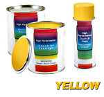 KO3EB-99-A6110 SPRAY PAINT - NATURAL YELLOW thumbnail image